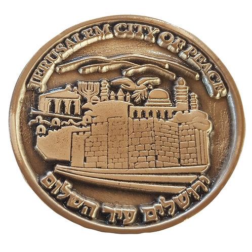 The Jerusalem Coin