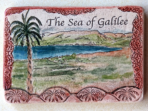 The Sea of Galilee - AM028