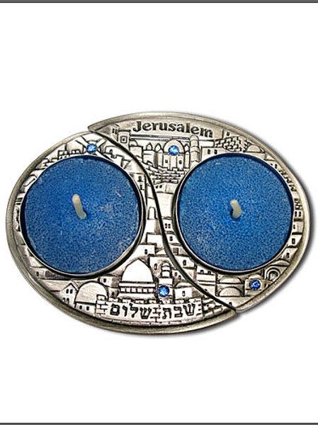 Jerusalem Candle Holders - YC038