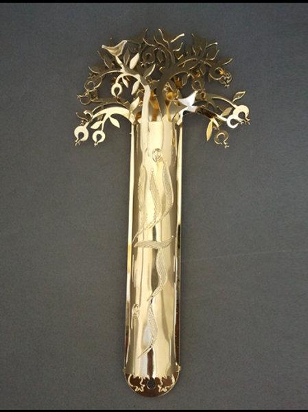 Tree of Life Mezuzah - YC064