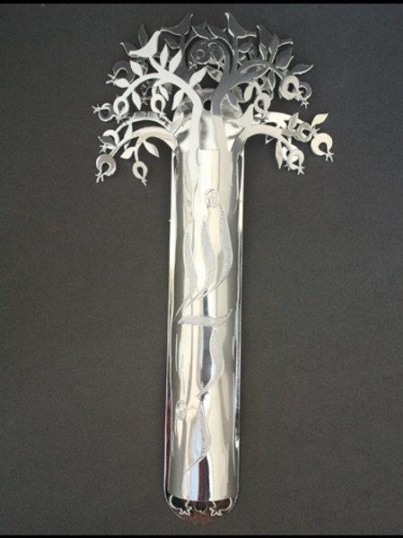 Tree of Life Mezuzah - YC065