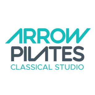 ArrowPilates - Stacked Logo