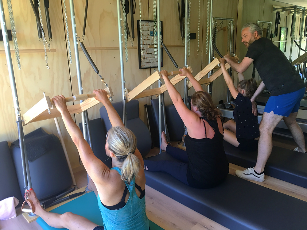 New Group Classes - ArrowPilates
