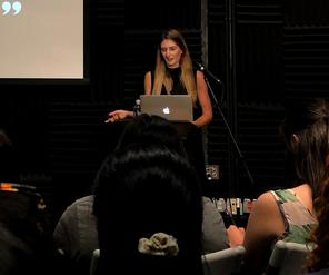 Emily Kampen speaking for TruAdopt.png