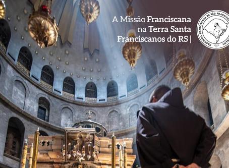 A Oração da Missão Franciscana na Terra Santa