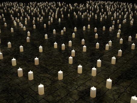 Solidariedade às mais de cem mil vítimas da Covid-19