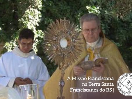Eucaristia, fonte de Amor e Vida!
