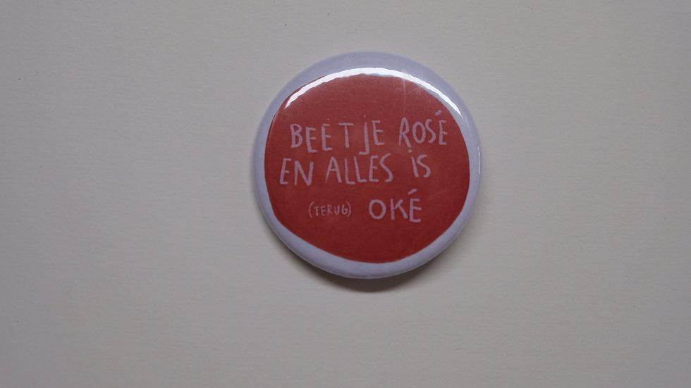 Button ROSÉ