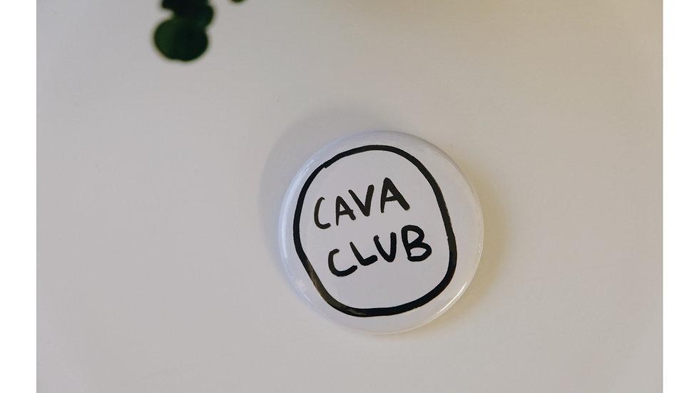 Cava club button