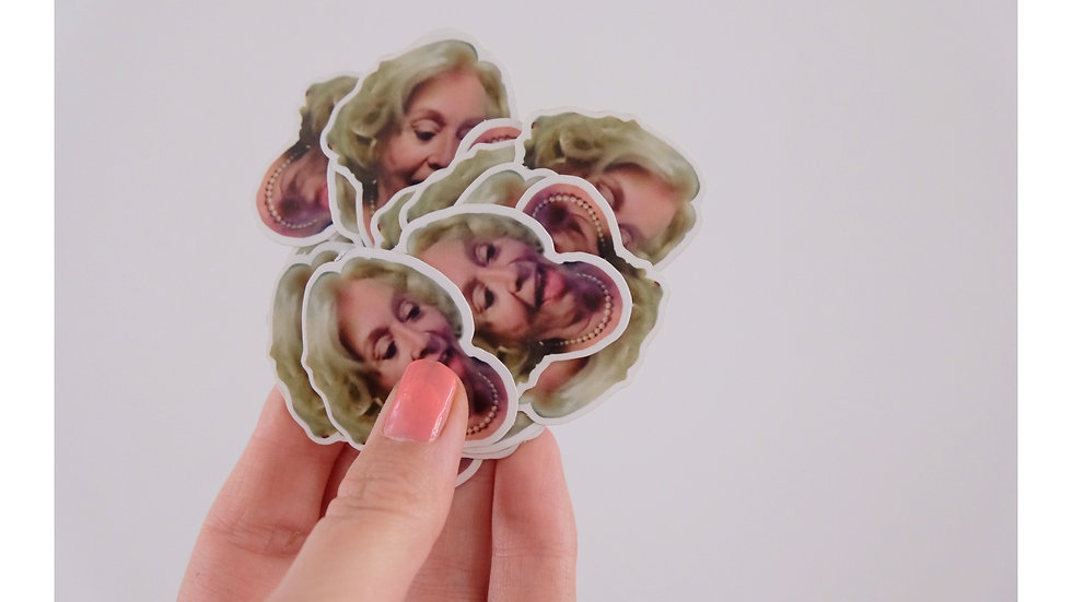 Mariannekes (6 stickers)