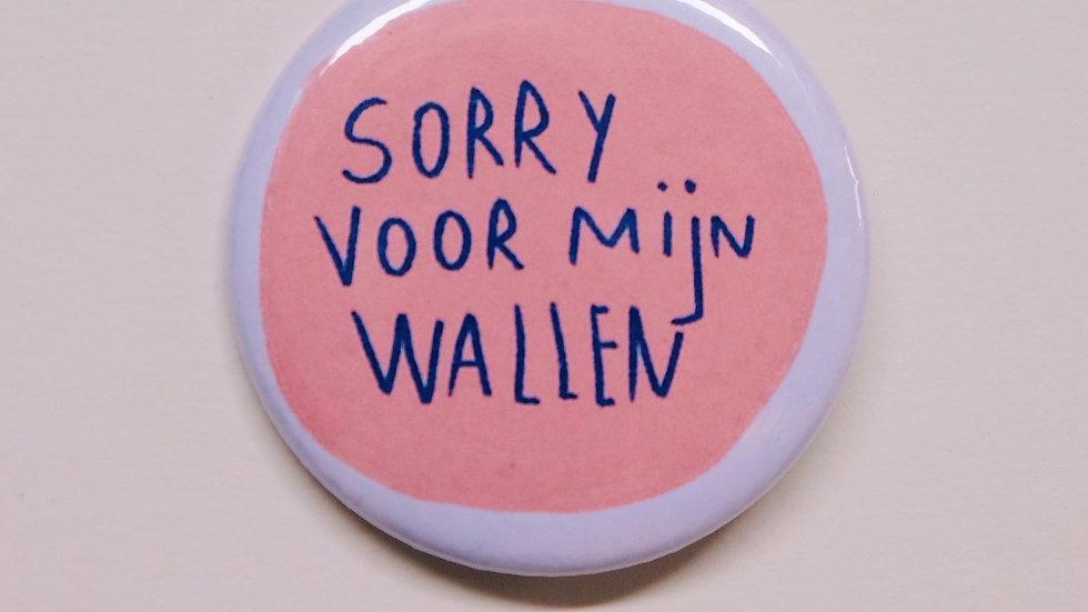 Button WALLEN
