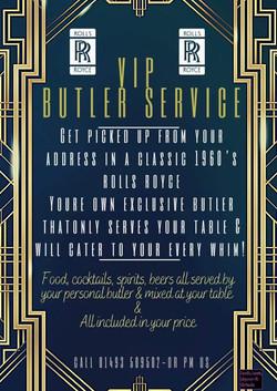 VIP Butler Service