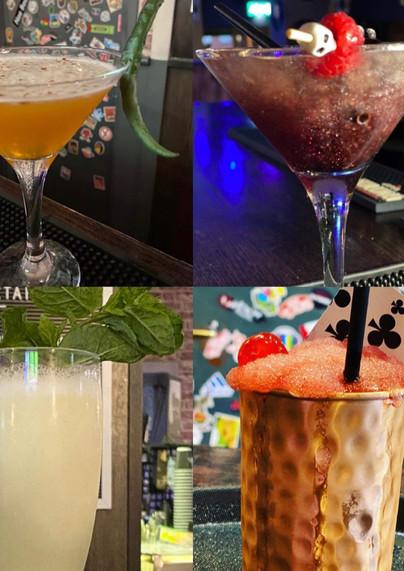 Premium Cocktails