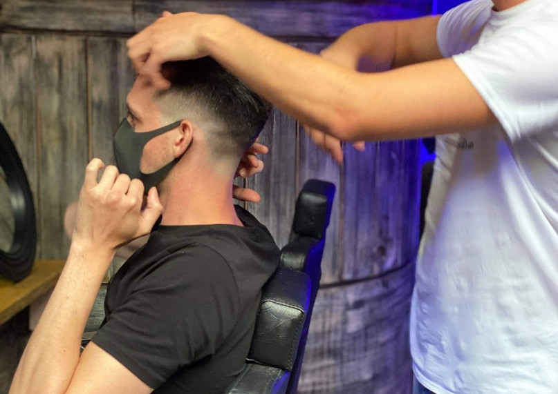 In house hairdresser