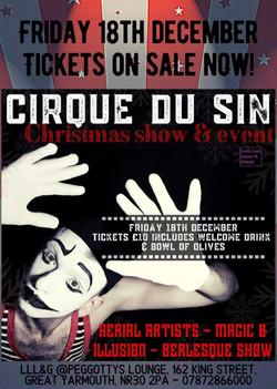 Cirque Du Sin