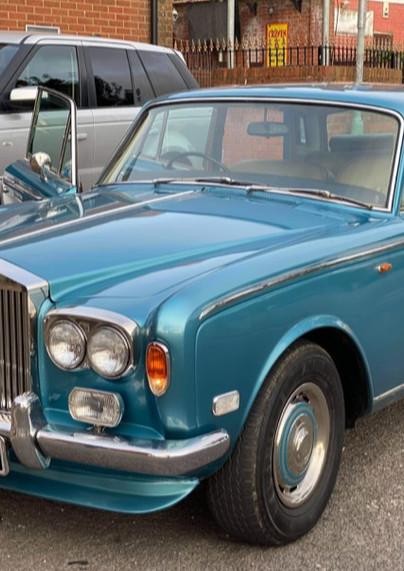 Rolls Royce VIP Butler service