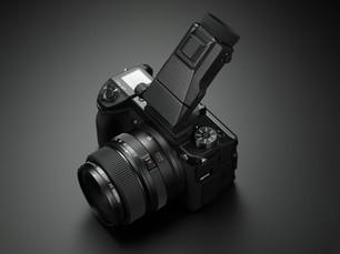 Why medium format? The GFX 50s from Fujifilm