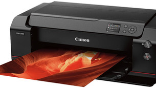 Rediscover printing with Canon.