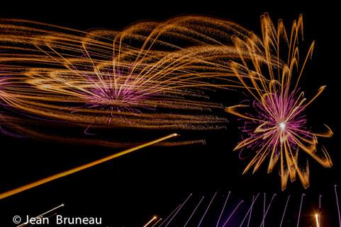 La Photographie de feux d'artifice