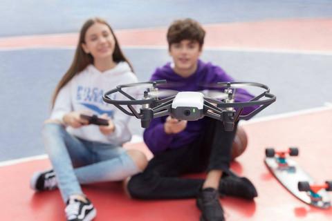 Ryze Tello : un petit drone amusant