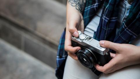Photographiez autrement avec Fujifilm