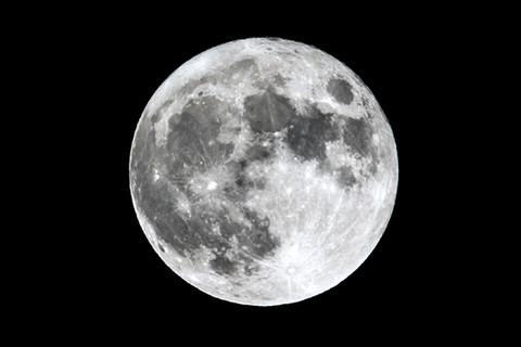 Comment photographier la super lune