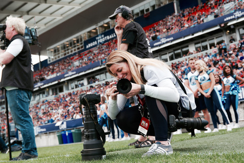 Johany Jutras – Photographe sportive