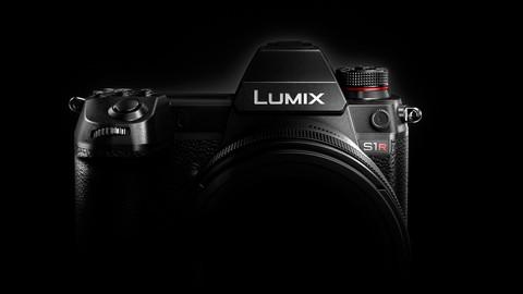 Panasonic nous présente le Lumix S1 et le Lumix S1R
