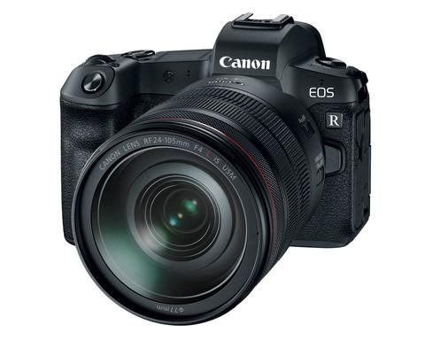 La série R de Canon