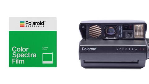 Le petit guide des films Polaroid Originals
