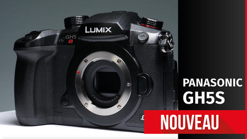 Panasonic GH5S en 5 points