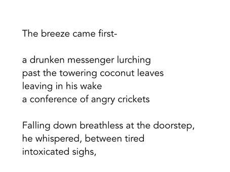 aranya: 3 poems - an introduction by raju thai