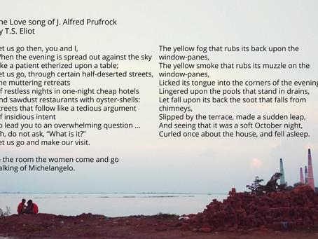 reading prufrock with amol ranjan