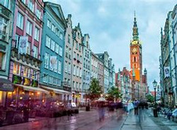 Main Market Square Krakow.