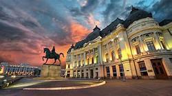 Revolution Square Bucharest