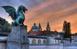 City of Dragons Slovenia
