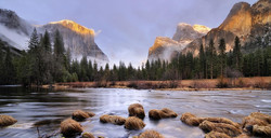 National Park Yosemite California