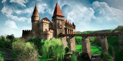 Dracula's Castle Romania.