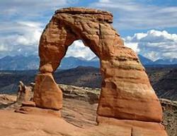 National Park Arches Utah.