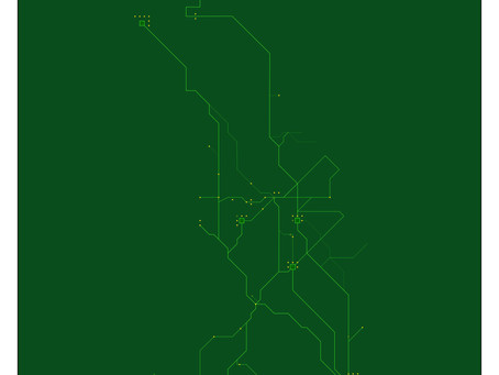 Circuits & Wires - A Map of UK Electronic Music