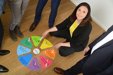 Teamentwicklung mit TMS, Team Management Profil von Margerison-McCann mit Natalie van Dyk