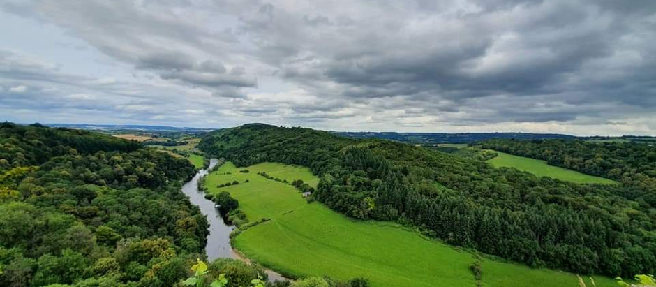 Go wild in the Wye Valley.