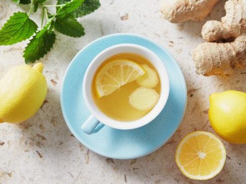 Lemon Ginger Tea Bags Organic - 20 bagsBags