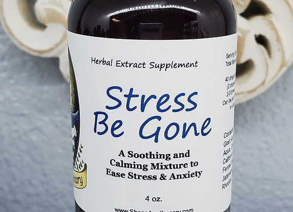 STRESS BE GONE TINCTURE