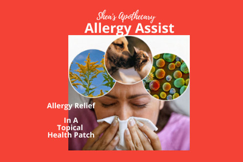 Allergy Assist Topical Patch