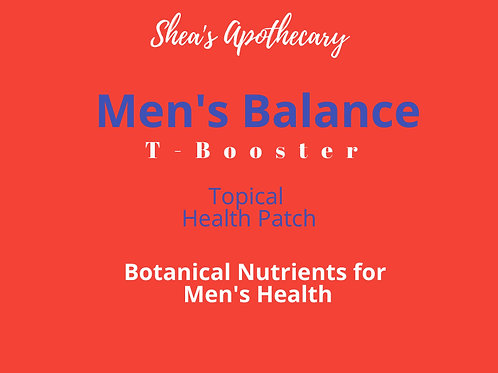 MEN'S BALANCE  Topical Patch