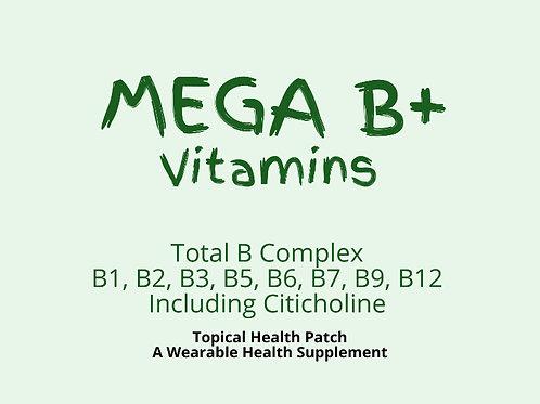 MEGA B+ (Complete B Complex Including B12)
