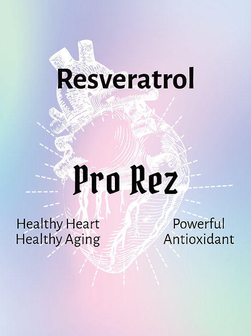 PRO REZ (Resveratrol)