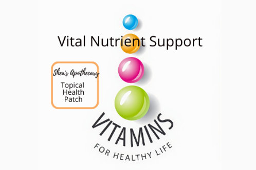 VITAL NUTRIENT SUPPORT (Vitamin A, B's, C, E, Resveratrol, CoQ10 ot