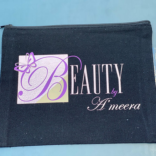 Beauty by A'meera Cosmetic Bag